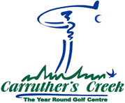 Carruther's Creek Golf Logo